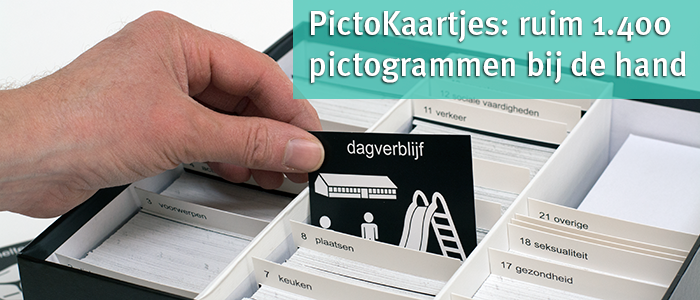 pictokaartjes 1.400 pictogrammen