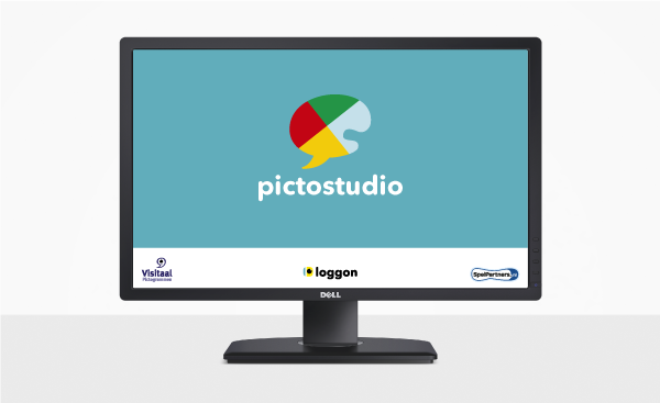 pictostudio software met visitaal pictogrammen